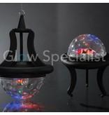 Disco Lights 4 x LED multifunction