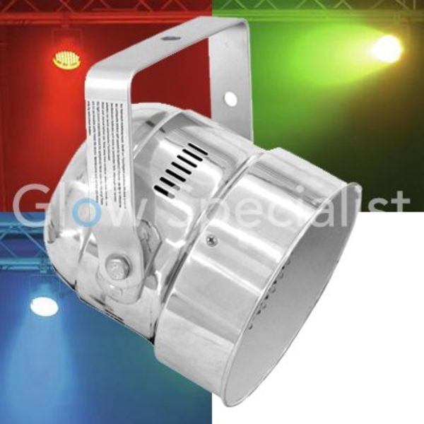 Eurolite LED PAR - 56 RGB - 5mm - Short