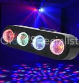 - Eurolite Eurolite LED CPE-4 Flower Effect