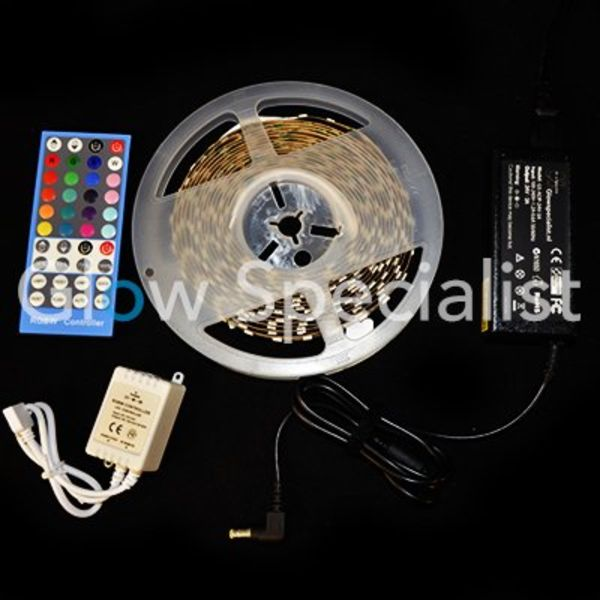 LED Strip RGB and Blacklight / UV