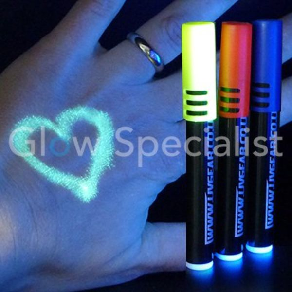 BLACKLIGHT BODYPAINT PEN