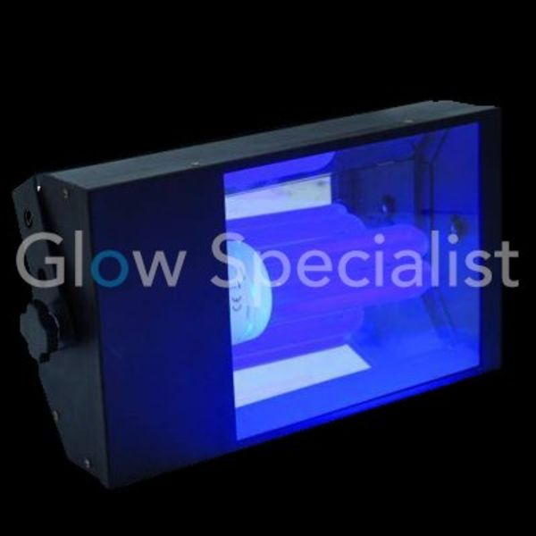 UV / BLACKLIGHT FLOODLIGHT - 105 WATT