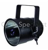 UV / BLACKLIGHT SCHIJNWERPER - 25 WATT - INCL. SPAARLAMP