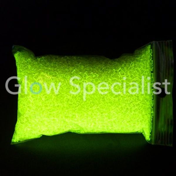 UV / Blacklight Granules - 100 grams