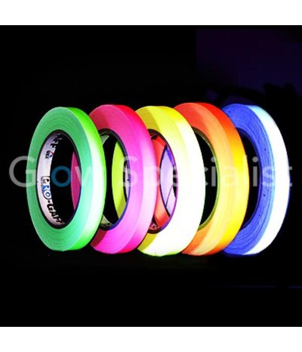 UV / Blacklight Neon Tape - 12 mm x 22.8 m
