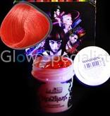 UV Reactive Semi-permanent Hair Color