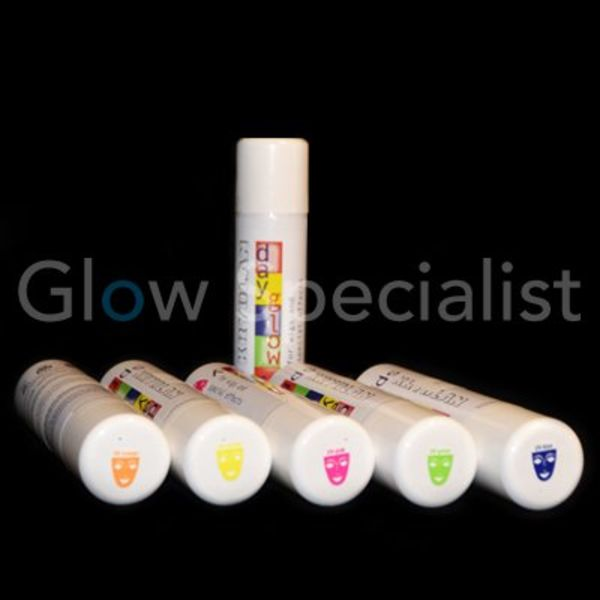 UV hairspray - Kryolan / Dayglow