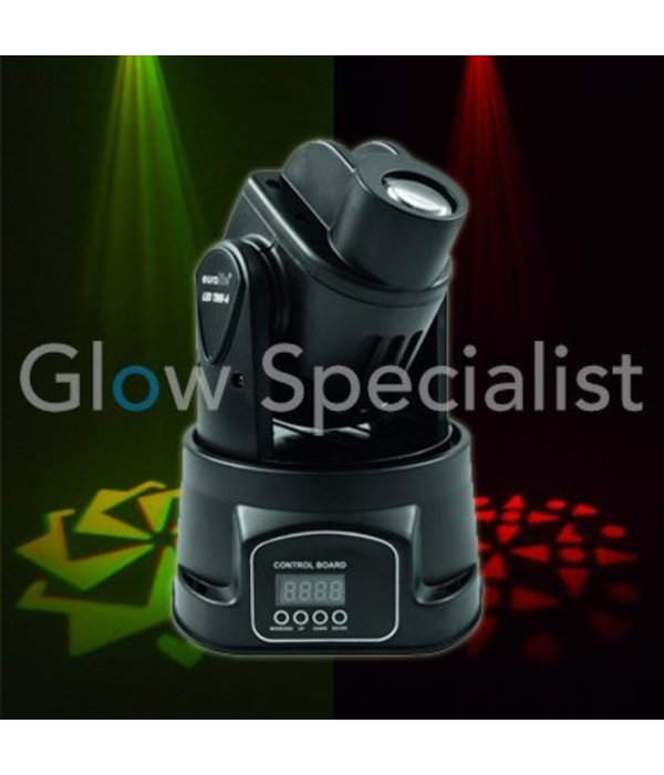 - Eurolite Eurolite LED TMH-6 Moving-Head Spot