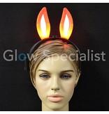 LED DIADEEM BUNNY EARS