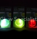 LED flashing lights with 3 effects