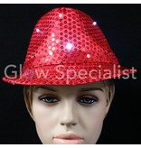 LED Glitter hat