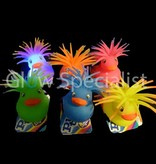 Led punk duckling - 3 pieces
