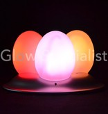Color changing magic eggs
