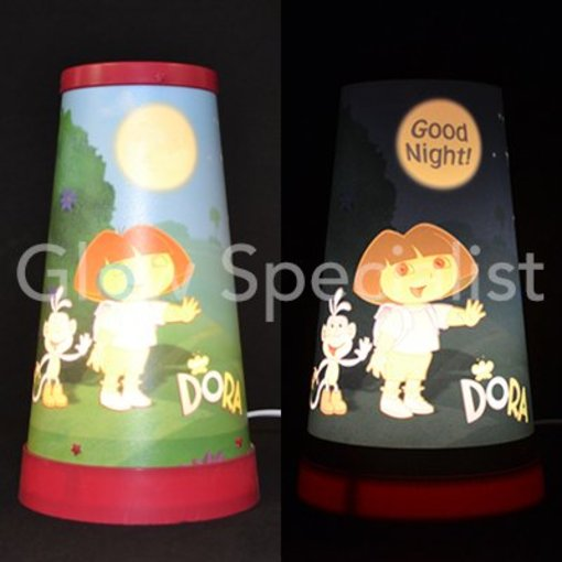 Dora magical table lamp