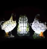 SOLAR MOZAIEK LAMP - EEND