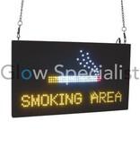 - Eurolite Eurolite LED Sign - SMOKING AREA