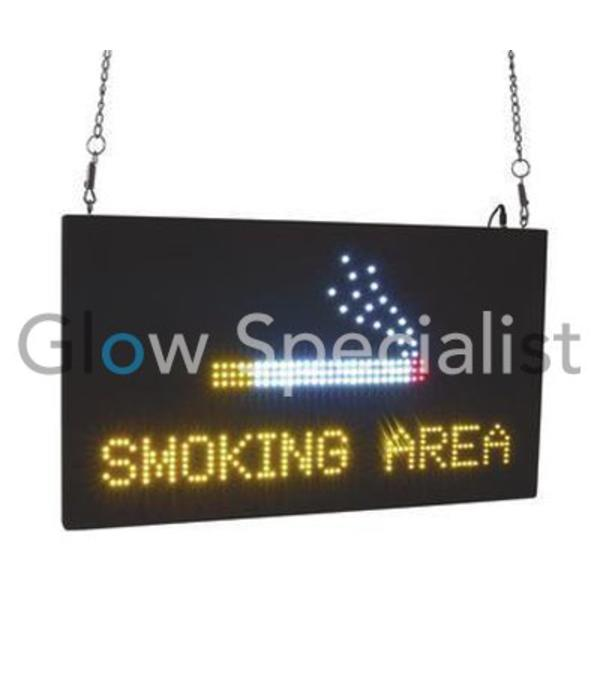 - Eurolite LED SIGN EUROLITE - SMOKING AREA
