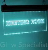 - Eurolite Eurolite LED Sign RGB - MEETING ROOM