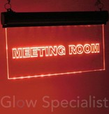 - Eurolite Eurolite LED Sign RGB - MEETING ROOM