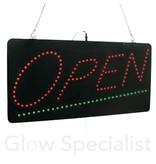- Eurolite Eurolite LED Sign OPEN - LARGE - with remote control