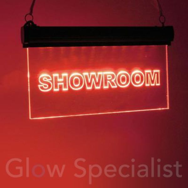 Eurolite LED Sign RGB - SHOWROOM