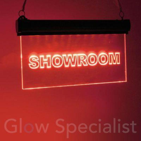 LED SIGN EUROLITE RGB - SHOWROOM