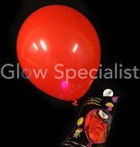 LED Balloons - LIGHT UP BALLOONS - 5 pieces