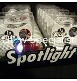 LED LAMP OPLAADBAAR - 12V