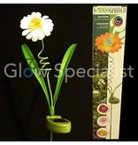 LED Solar Flower - 3 pieces