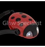 Ladybug flashlight