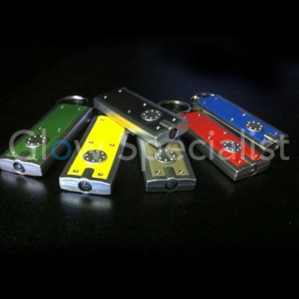 Mini flashlights - Set of 4