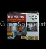 Solar wall lamp - 15 cm