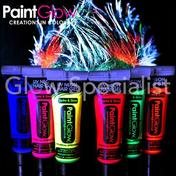 UV Paintglow Hair Gel