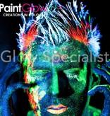 - PaintGlow UV Paintglow Hair Gel