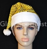 Santa hat with sequins