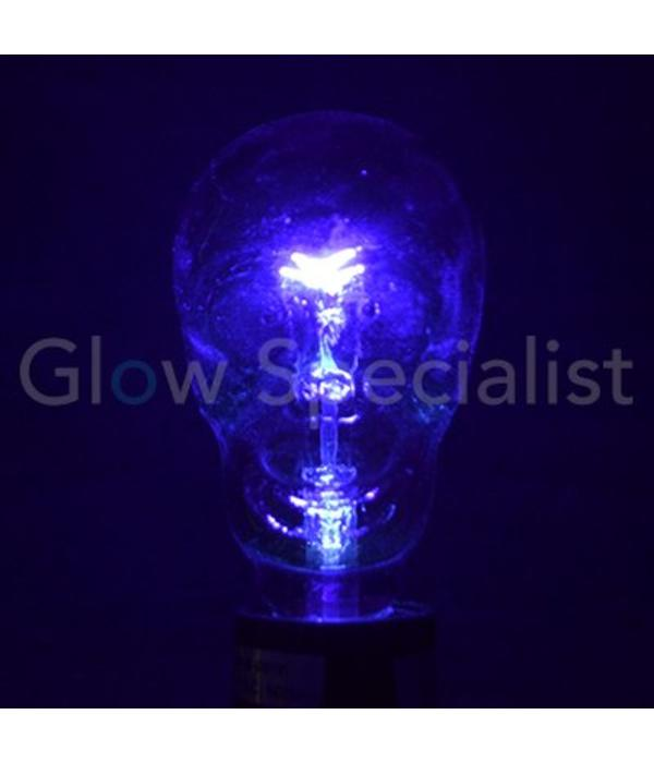 UV / BLACKLIGHT SKULL LAMP - Glow Specialist - Glow Specialist