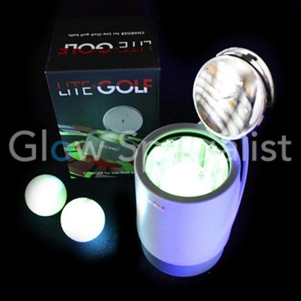 Nachtgolf Ballen Lite Golf Glow Flyer Led Golfbal