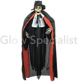 HALLOWEEN NOBLE MAN - with light and sound