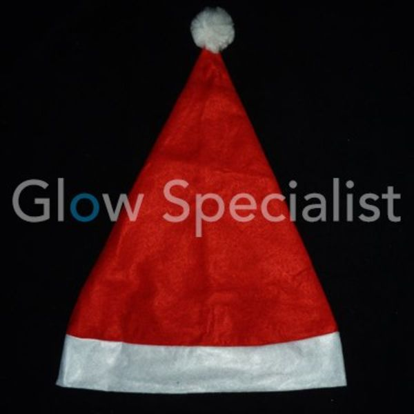 Santa Hat - without light - 1 piece - UV-Reactive