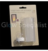 LED Tea Light Holder with tealight
