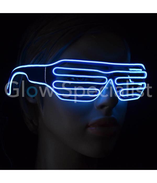EL-WIRE LED SHUTTER BRIL