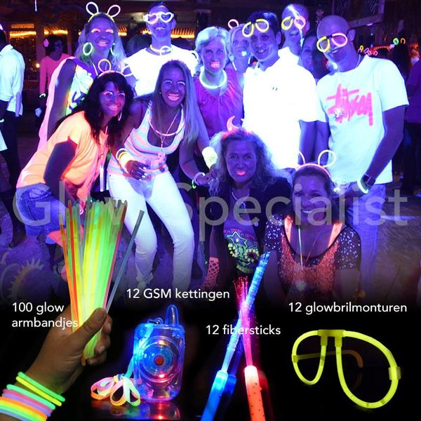 CARNIVAL PARTY PACKAGE FOR 12 PEOPLE
