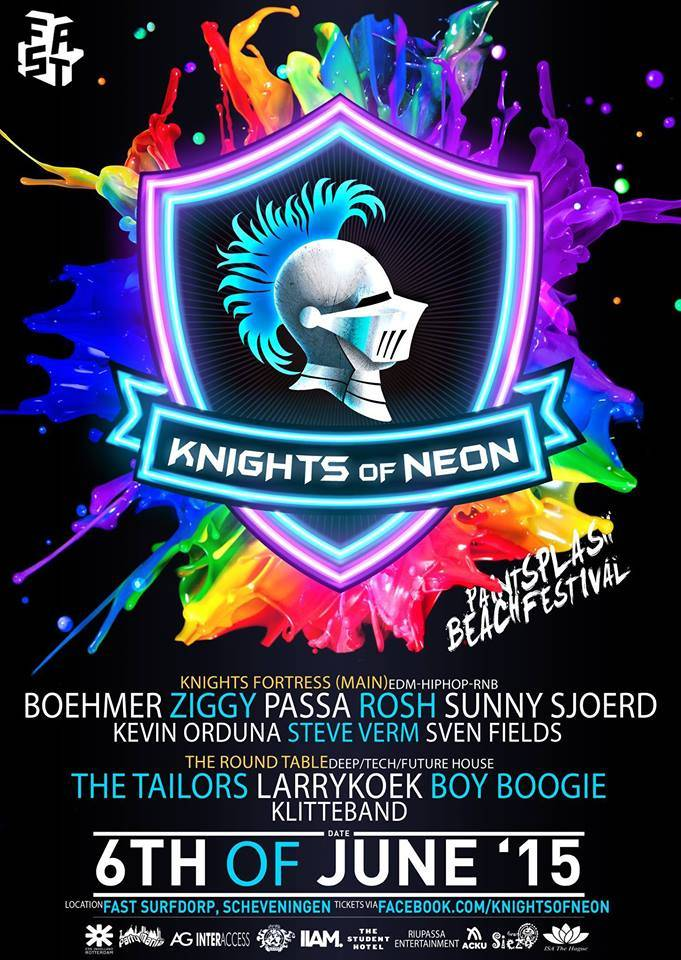 Knights of Neon
