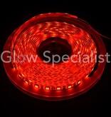 - Glow Specialist LED STRIP ROOD IP 65 - 24V - 5 METER