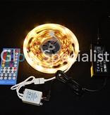- Glow Specialist LEDSTRIP RGB-W - 24V - 5 METER