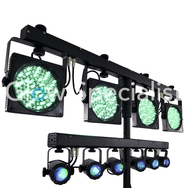 Eurolite KLS-160 + LED QDF-Bar RGBW