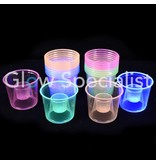 Party Essentials NEON BOMBER CUPS - ASSORTI - 25 STUKS