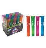 Party Essentials NEON TUBE SHOTS - ASSORTI - 15 STUKS