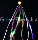 LED FLASHING HAIR PIN