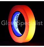 UV / Blacklight Neon Tape - 24 mm x 22,8 m